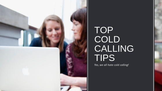 The Lost Art of Cold Calling
